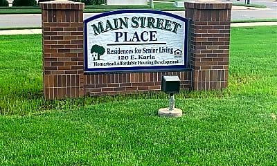 Main Street Place, 1