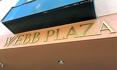 Webb Plaza, 1