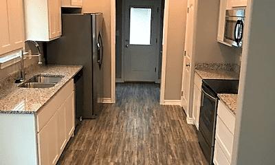 Kitchen, 507 Maple Row, 1