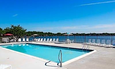 Pool, Elizabeth Lake Estates, 0