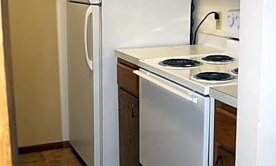 Kitchen, 1712 5th St W, 2