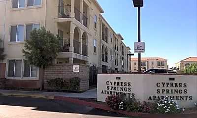 Cypress Springs Apartments, 2