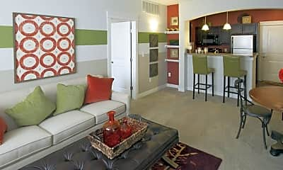 Living Room, The Ivy Towns and Flats, 1