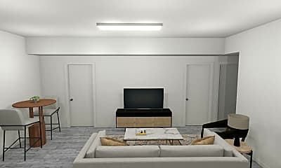 Living Room, 130 S Soto St, 0