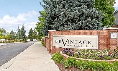 Community Signage, The Vintage At Hyland Hills, 2