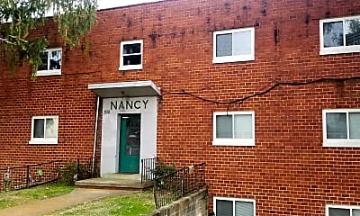 Building, 308 S Watauga Ave, 2