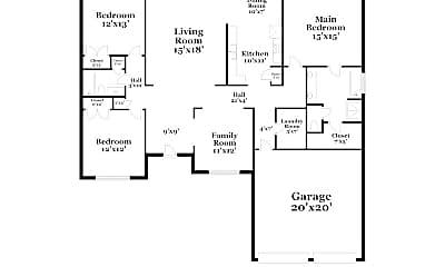 8053 Longleaf Court, 1