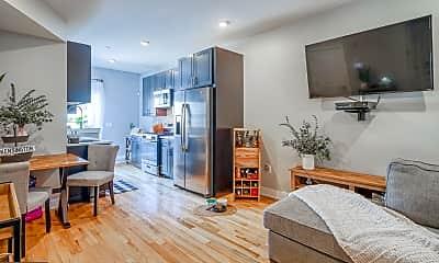 Living Room, 1431 N 5th St 2, 1