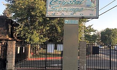 Crystal Springs Manor, 1