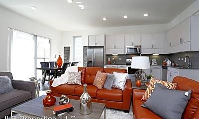 Living Room, 820 Sherman St, 0