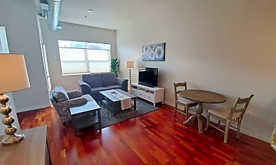 Living Room, 1555 Central Street, 0