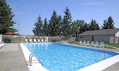 Pool, Perry Lake Village, 0