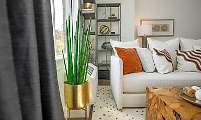 Living Room, 2323 NW Savier St, 1