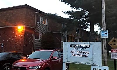 Rutland Manor Apartments, 1