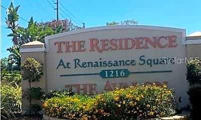 Community Signage, 1216 S Missouri Ave 114, 2