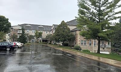 Evergreen Park Apartments I & II, 0