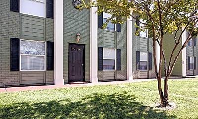 Building, Broadmoor Apartments, 0