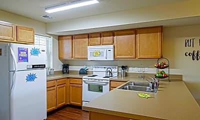 Kitchen, 48 West, 1