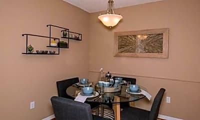 Dining Room, 1503 S Galena Way, 2