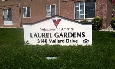 Laurel Gardens, 1
