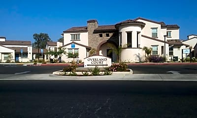 Overland Court Apartments, 1