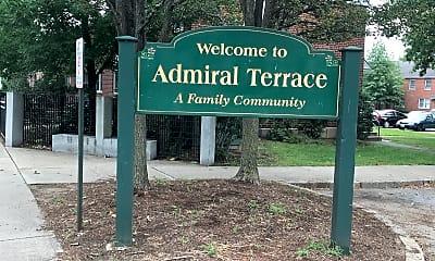 Admiral Terrace, 1