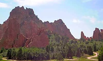 TownePlace Suites CO Springs - Garden Of The Gods, 2