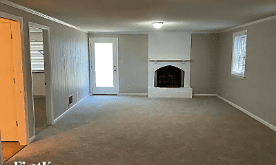 Living Room, 3910 Watauga Dr, 1