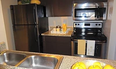 Kitchen, Nichols Square, 1
