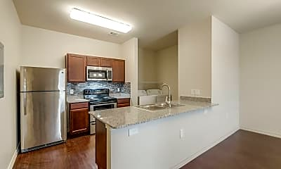 Kitchen, Majors Place Apartment Homes, 1