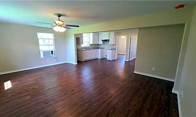 Living Room, 10837 Leopard St D, 1