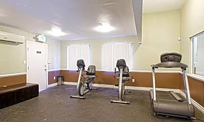 Fitness Weight Room, Estancia, 1