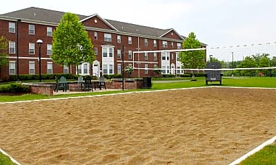 Recreation Area, University Village At Slippery Rock, 2