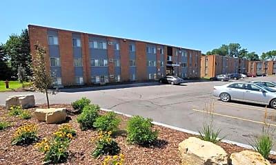 Building, L7 Flats, 1