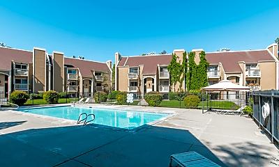 Pool, 400 E Creekside Cir, 2