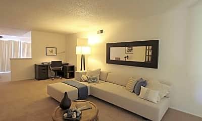 Living Room, Villa Granada, 1