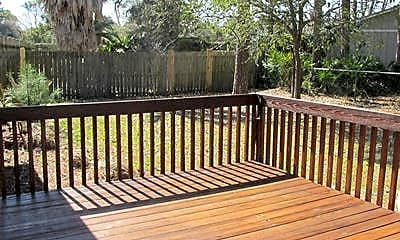 Patio / Deck, 1108 Airport Rd, 2