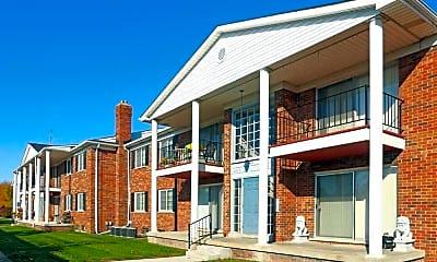 Building, Collingwood Village, 1