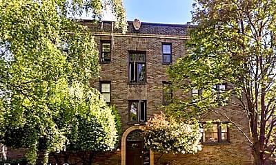 Building, 1719 E Spring St, 1