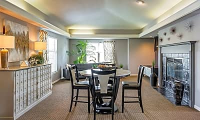 Dining Room, Coach House, 1