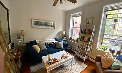 Living Room, 732 Willow Ave 1, 0
