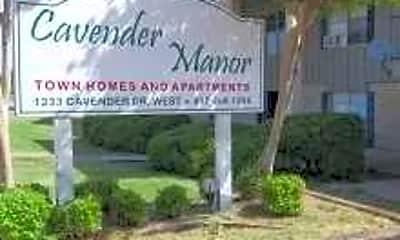 Cavender Manor Apartments, 0