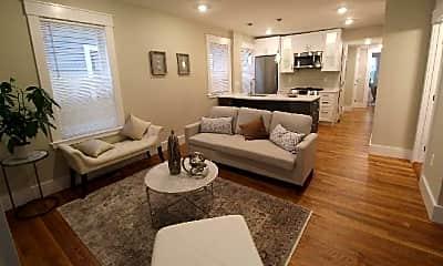 Living Room, 125 Princeton St, 2