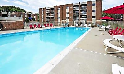 Pool, Camden Hills, 1