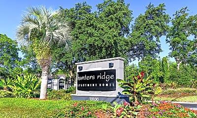 Community Signage, Hunter's Ridge at Deerwood, 2