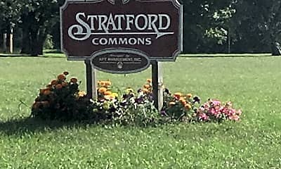Stratford Commons Apartments, 1