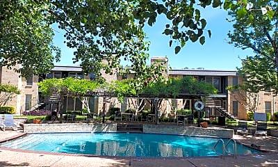 Pool, 7723 Meadow Park Dr, 1