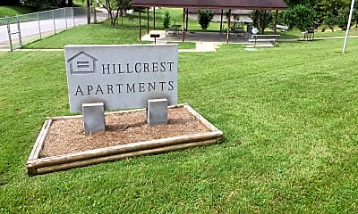 Hillcrest Apartments, 1