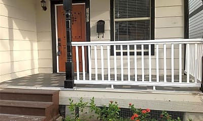 Patio / Deck, 1607 St Charles St, 0