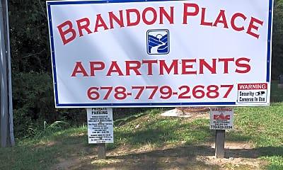 Brandon Place, 1